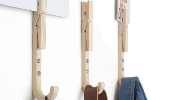 Creative Product Designs Coat Hooks