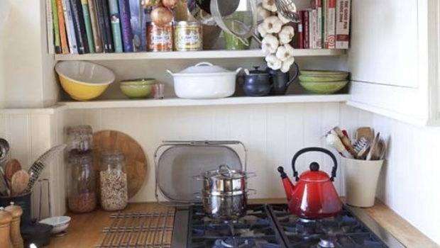 Creative Small Kitchen Ideas Decozilla