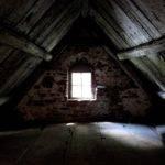 Creepy Attic Old Farm House Abandoned Decay Urban Urbex