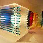 Cube Table Lamps Lighting Design Cubes Color Andarina Designs