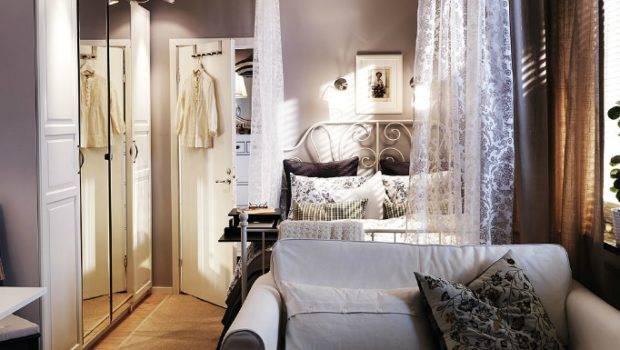 Curtain Around Bed Hmmm Different Home Pinterest