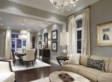 Curtain Decorating Ideas Living Rooms Light Grey