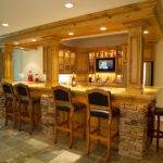 Custom Bar Cabinetry Cabinets Design New Jersey