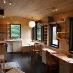 Custom Caravan Built Fulltime Living Hornby Island British