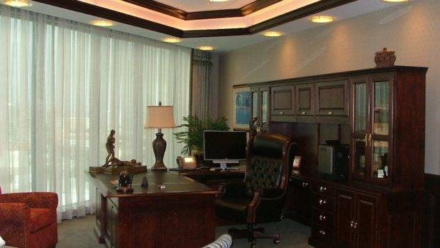 Custom Corporate Interior Design Services Professional