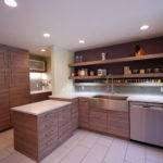 Custom Doors Make Ikea Cabinets