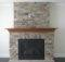 Custom Fireplace Country Ledge Stone Rick Minnings