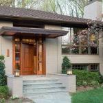 Custom Modern Homes Split Level Prairie Style