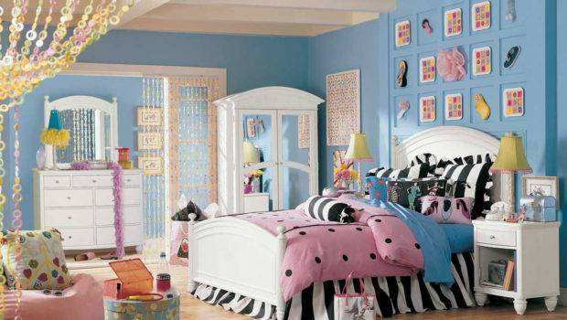 Cute Bedroom Ideas Teenage Girls Pink Color Home
