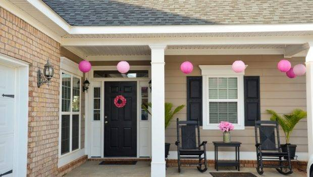 Cute Front Porch Our House Someday Pinterest