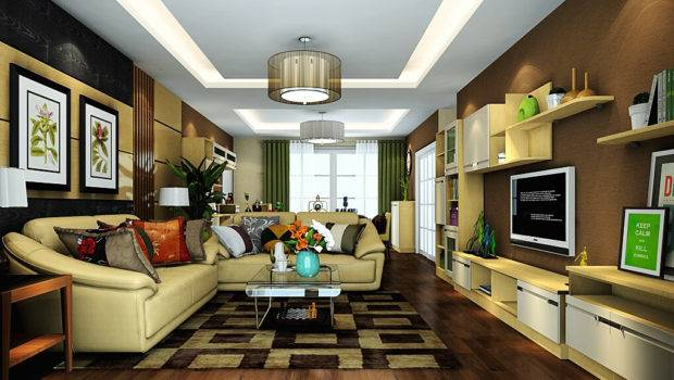 Danish Contemporary Living Room Sofa Ideas