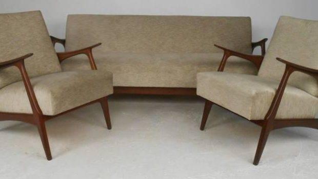 Danish Modern Living Room Suite Sale Stdibs