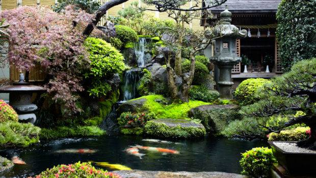 Day Backyard Garden Japan Twistedsifter