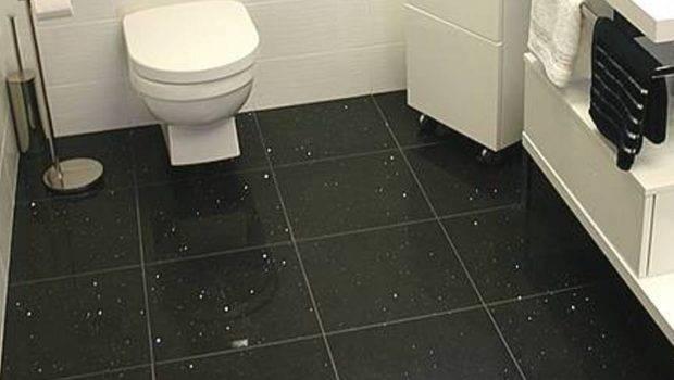 Decal Together Bathroom Tile Black White Floor