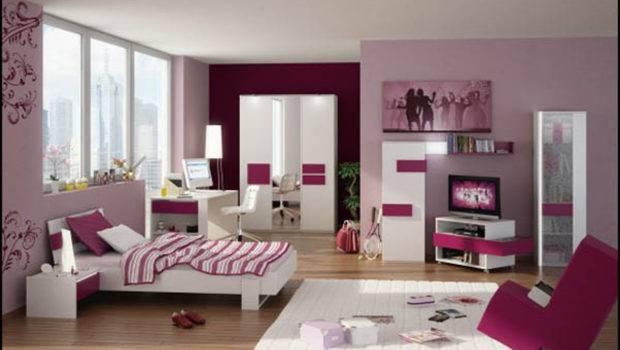 Decor Girl Room One Total Modern Stylish Teen
