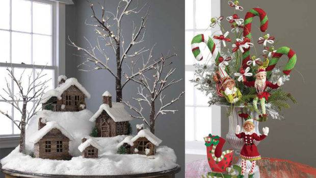 Decor Holiday Decorating Ideas