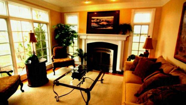 Decorate Long Living Room