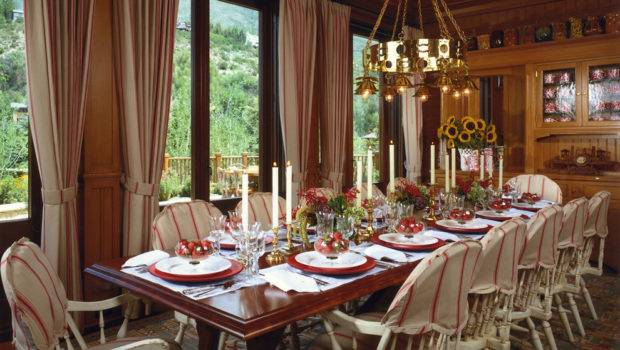 Decorating Bible Blog Ideas Christmas Holiday Table Setting Dining