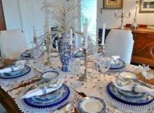 Decorating Bible Blog Ideas Christmas Holiday Table Setting