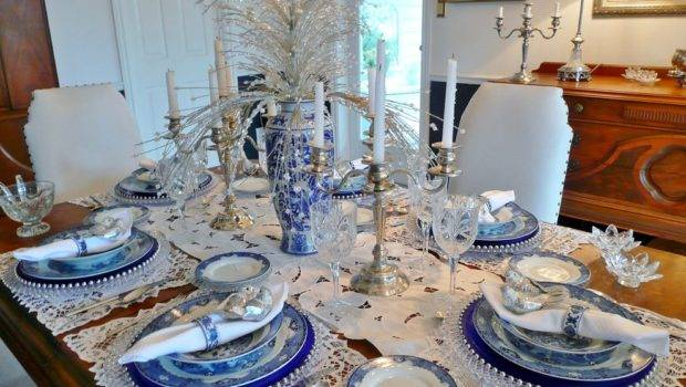 Decorating Bible Blog Ideas Christmas Holiday Table Setting