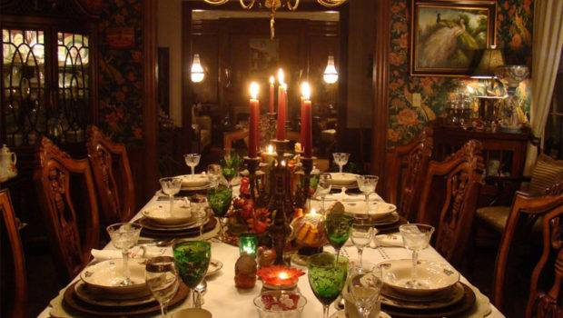 Decorating Bible Blog Ideas Set Table Thanksgiving Holiday