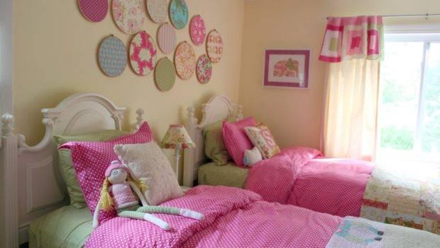 Decorating Girls Shared Toddler Bedroom Cottage Mama
