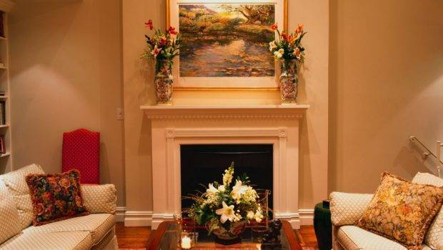 Decorating Ideas Fireplace Room Home