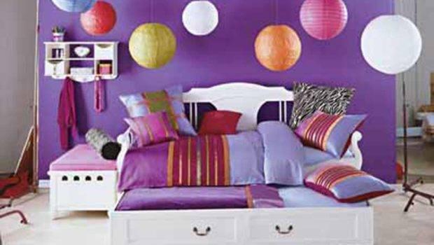 Decorating Ideas Teenage Girl Bedroom Room