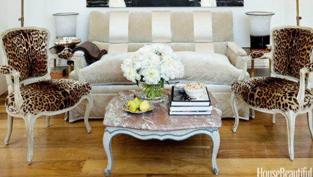 Decorating Leopard Print Home Decor