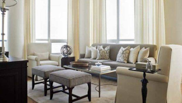 Decorating Living Room Using Neutral Color