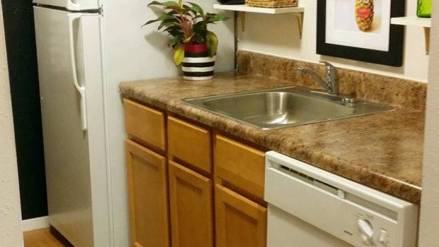 Decorating Small Tiny Kitchen Apartment