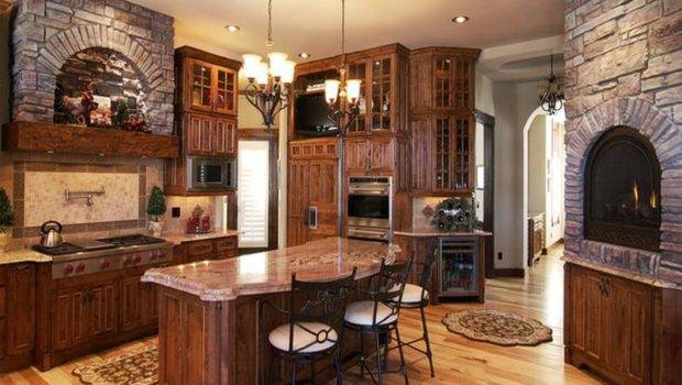 Decorating Styles Mediterranean Kitchen Beautiful