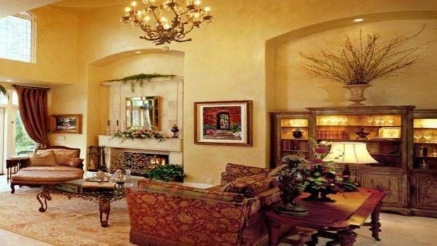 Decorating Styles Tuscan Inspired Bedroom Home Lilys