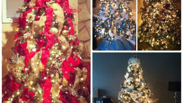 Decorating Your Christmas Tree Day Flock