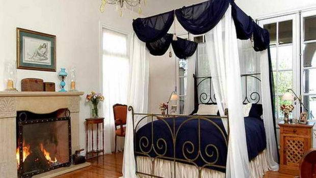 Decoration Decorating Canopy Bed Ideas