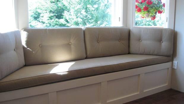 Decoration Furniture Modern Bay Window Grey Cushion Set