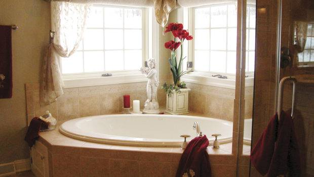 Decoration Ideas Small Bathrooms