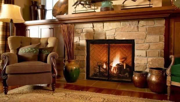Decorations Decorating Fireplace Mantel