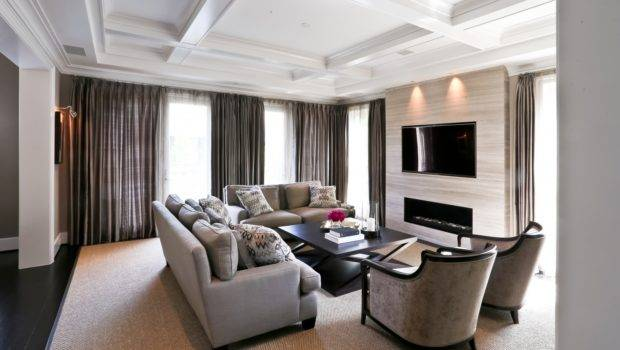Defining Features Transitional Style Home