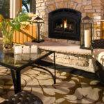 Delightful Fireplace Hearth Decorating Ideas