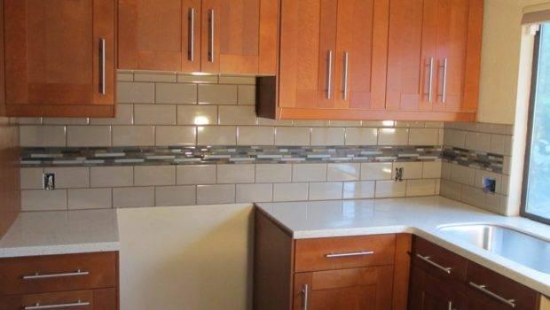Design Backsplash Subway Tiles Ceramic Floor Gray Glass Tile