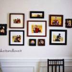 Design Collage Frames Decorative