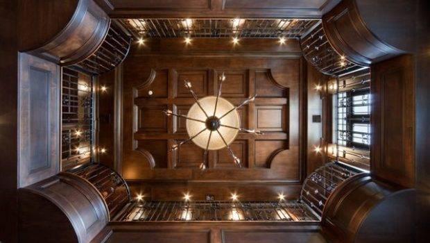 Design Ideas Custom Home Libraries Era Popular