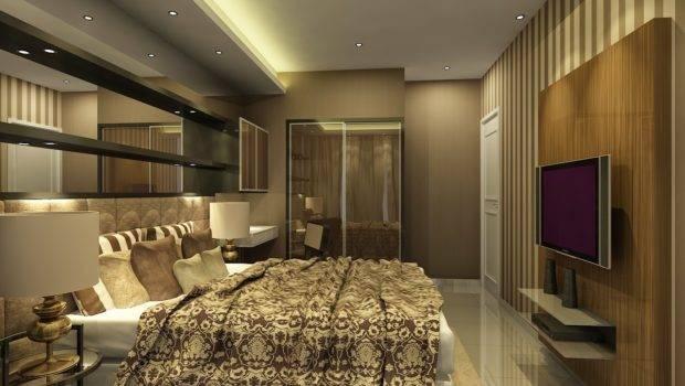 Design Interior Untuk Apartemen Type Studio