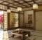 Design Japanese Style Living Room Modern Interior Ideas