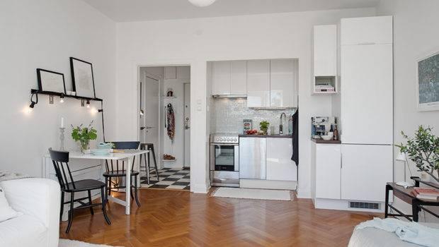 Design Kitchen Small Apartment