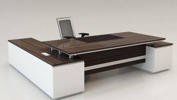 Design Manager Executive Desk China Furnitures Wooden