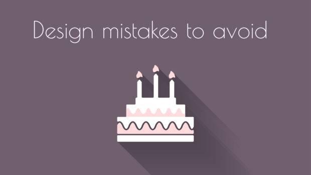 Design Mistakes Avoid Corporate Setting