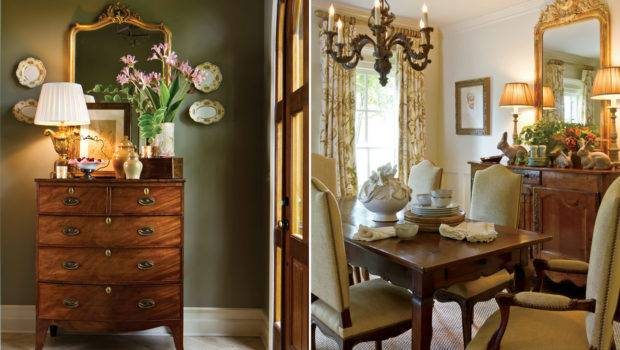 Designer Sally May Classical Southern Home