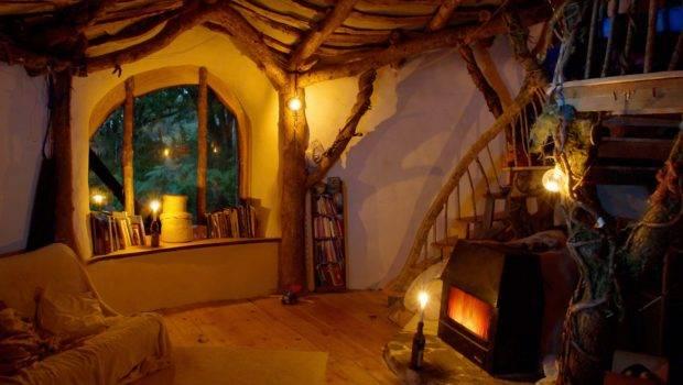 Designers Hobbit House Wales